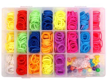 rubber band armbånd