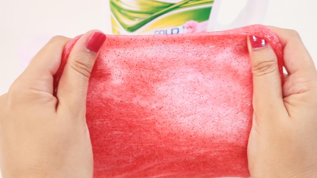 Как сделать лизуна в домашних условиях без красок гуашь