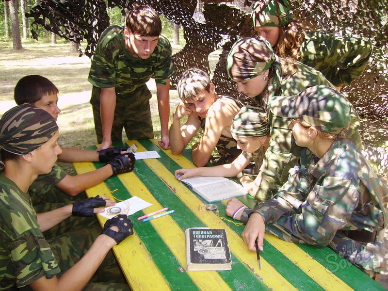 Eğitim spetsnaz - yetenekli bir savaşçının dersi